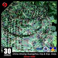 woodland military or hunting camoflage net customized size camouflage net army camo net