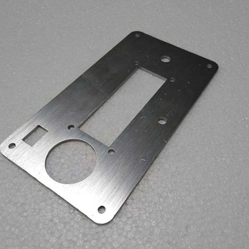 Factory customized Stamping Metal Fabrication parts Laser Cutting parts