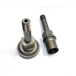 China Titanium Electric Bike Bolt Ti Parts Frames Precision CNC Custom Machine