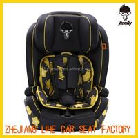 2016 china New style baby safety car seat isofix