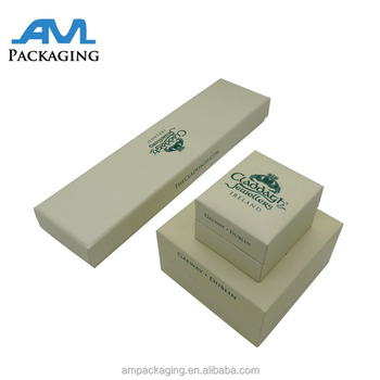 2pc Rigid Box For Bracelet Jewelry Packaging Whole