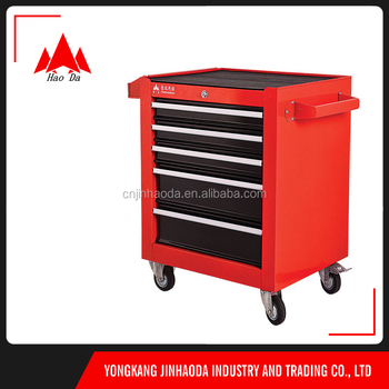 Cheapest Tool Trolley/Mobiel Tool Cart Cabinet/Metal Tool Storage Cabinets  Tool Box Steel