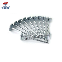 Alibaba Website China Supplier Galvanized Umbrella Head Roofing Nails Ton Price