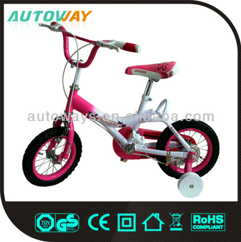 "12"" Hot Sale Kids 3 Wheel Bicycle"
