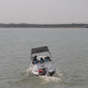 fiberglass fishing houseboats for sale