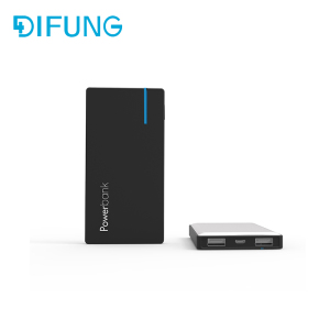 Emergency Mobile Power Bank 6000 Mah Power Bank Charger External Battery