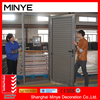 High quality aluminium doors and windows casement window thermal break swing and hinged windows swing out window