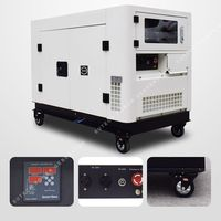 10kw super silent diesel generator for home use