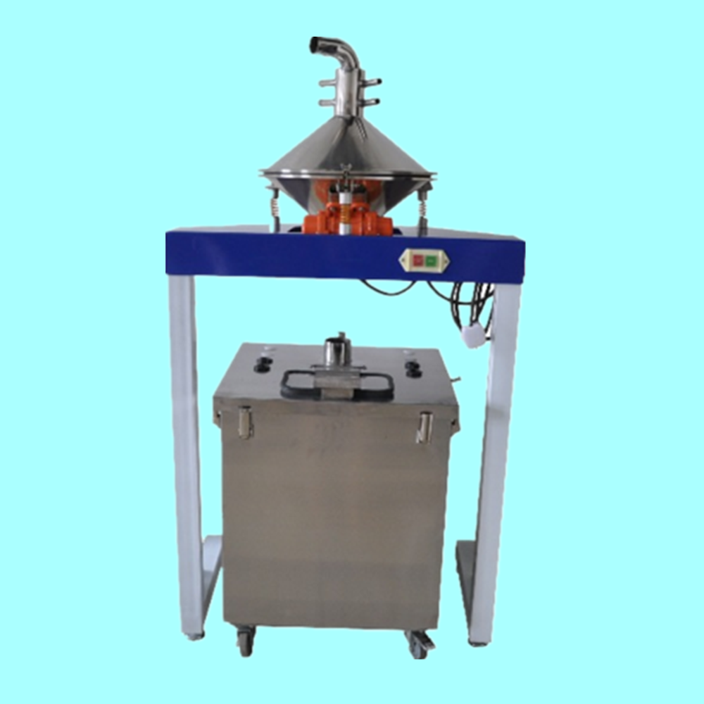 New-type powder coating recovery system for powder recycle