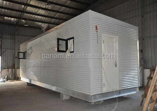 Construction Container house construction online designed container home