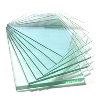 China Price 2mm 3mm 4mm 5mm 6mm 8mm 10mm 12mm 15mm 19mm Clear Float Glass