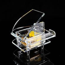 Оптовая продажа упаковка реферат Купить лучшие упаковка реферат  f2111 мода кристалл фортепиано музыкальная шкатулка Лапута music box украшения высококлассные подарок Пару