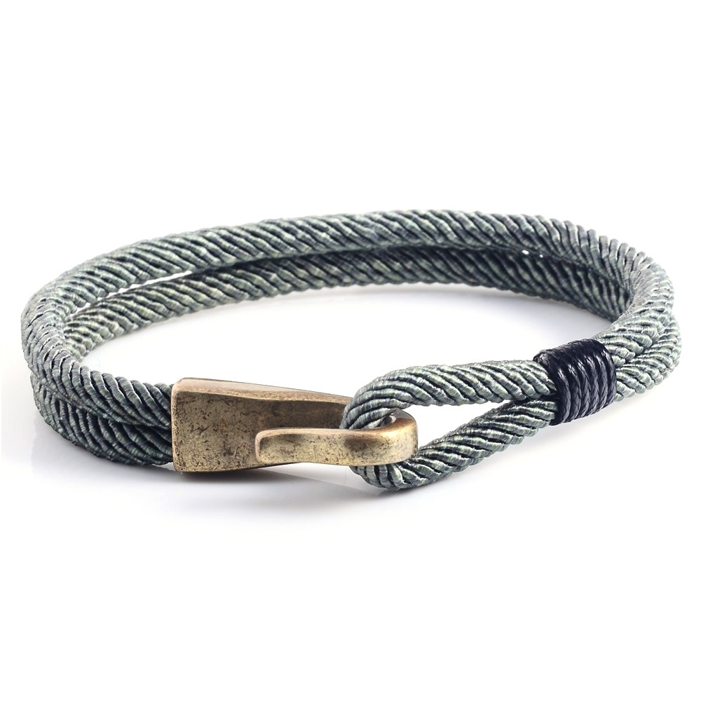 double men penelopetom by original hook personalised wrap bracelet grey product s