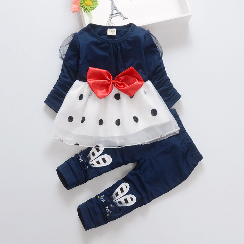 New Design (High) 저 (Quality Beautiful Children 옷 Wholesale Baby Girls 옷 한 벌