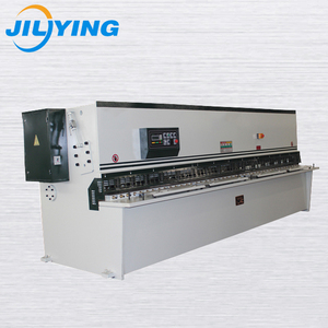 New Design cnc metal shearing machine 4mm automatic cutter guillotine bosch metal cutting machine