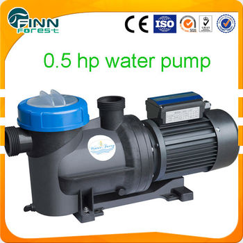 Swimming Pool And Spa Pool Use 220v Electric Motor Small Power 0 5 Hp Water Pump Buy 0 5 Hp