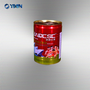 Yixin Technology Fully Automatic Round Drum Tin Can Making Machine (Line)