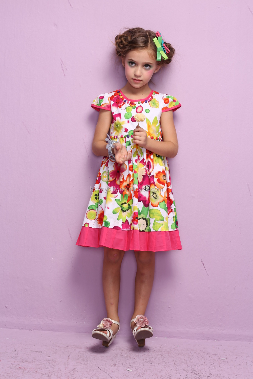 Dresses For Girls 11 Years / Baby-cotton-frocks-designs