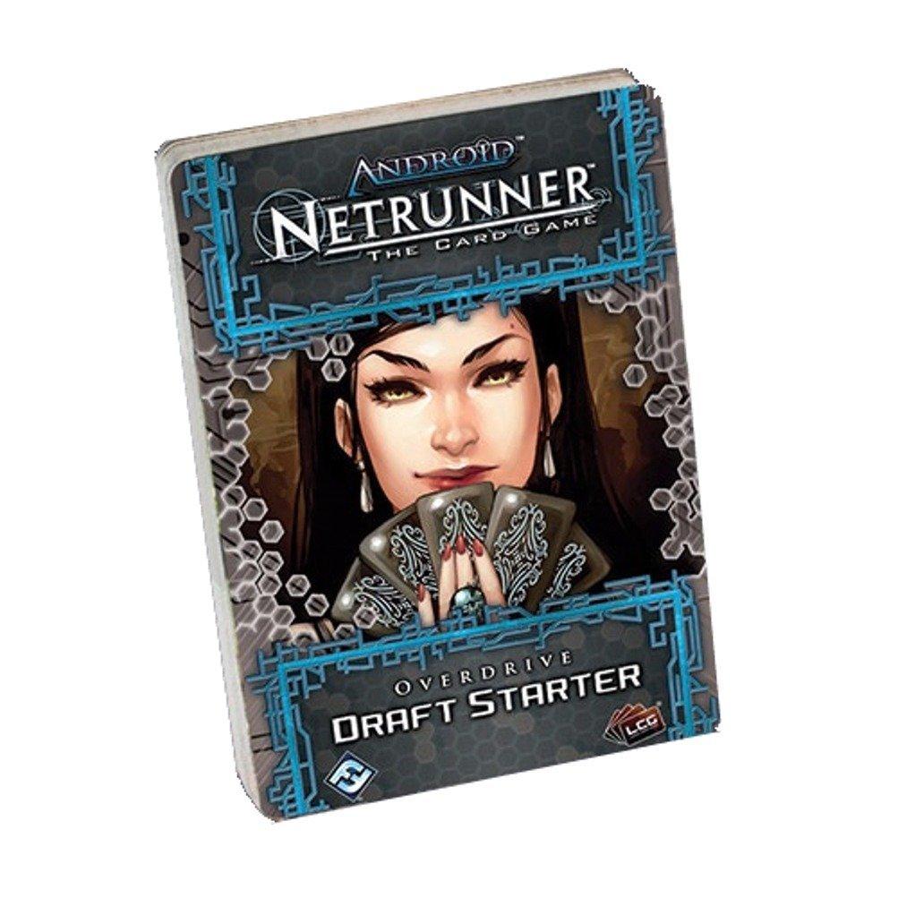 Netrunner: Overdrive Draft Starter