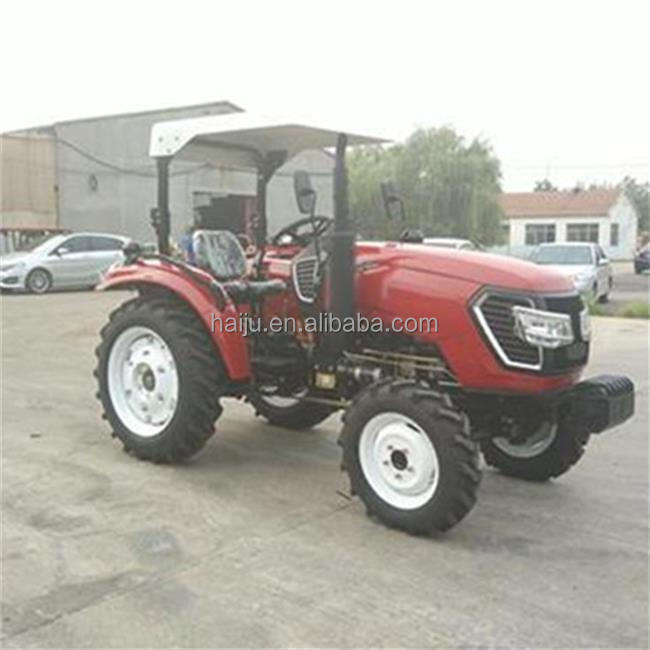 china cheap electric four wheel farming 40hp tractor 4wd