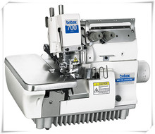 700-4-02X250 Super High Speed Four Thread Double Chain Brother Sewing Machine manual mini industrial sewing machine