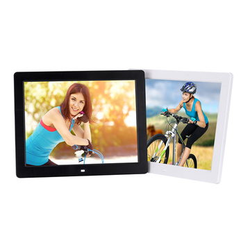 New digital photo frame 12inch LCD advertising video player