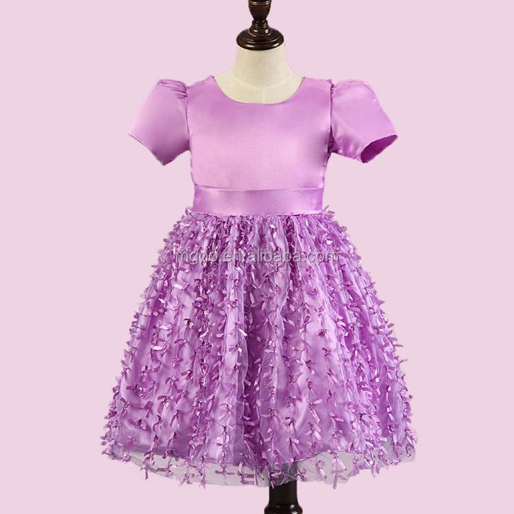 2016 precio barato vestido de fiesta de cumpleaños para el bebé ...