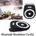 Wireless Bluetooth Car Kit Stereo Bass Speaker Speakerphone Handsfree Car Kit for iPhone 5 6 Samsung