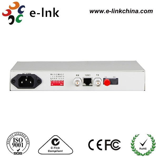 Nice Price E1 to Ethernet IP Audio Video Converter