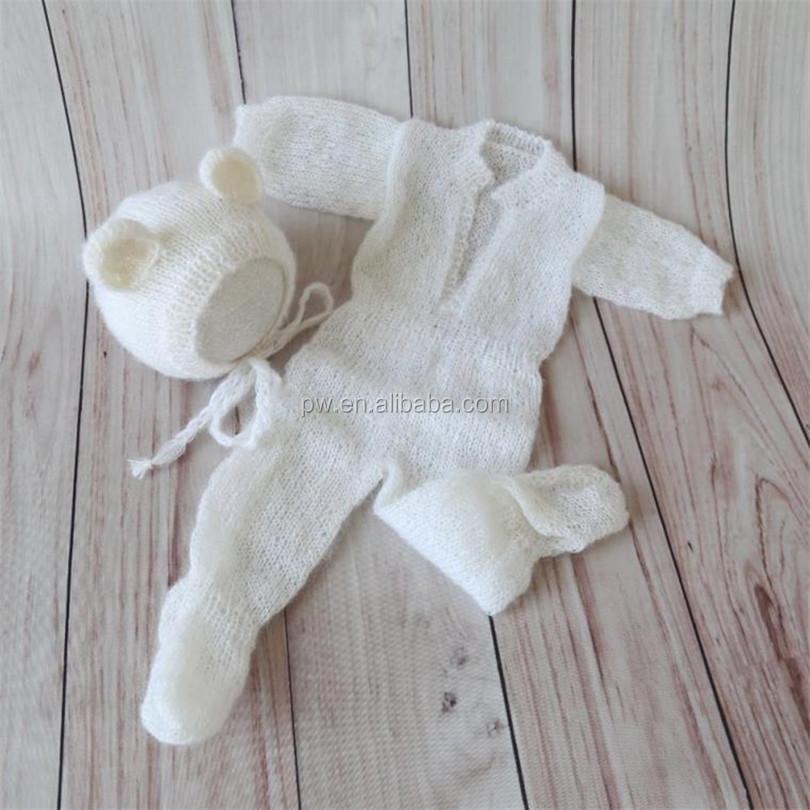 Venta al por mayor crochet sombrero oso-Compre online los mejores ...