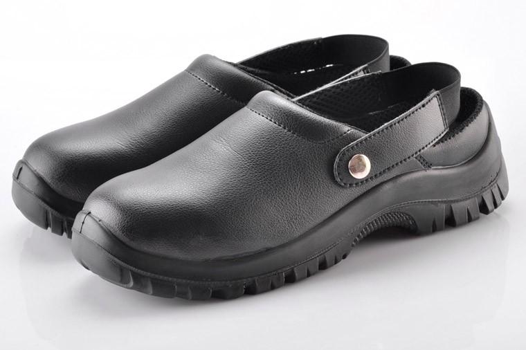 Shoes For Kitchen #35 - Black Professional Kitchen Shoes,kitchen Non-slip Shoes, Kitchen Working  Shoes