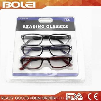 6995d44d5f Acetate Sheet Eyeglasses Cheap Ce Reading Glasses - Buy Ce ...