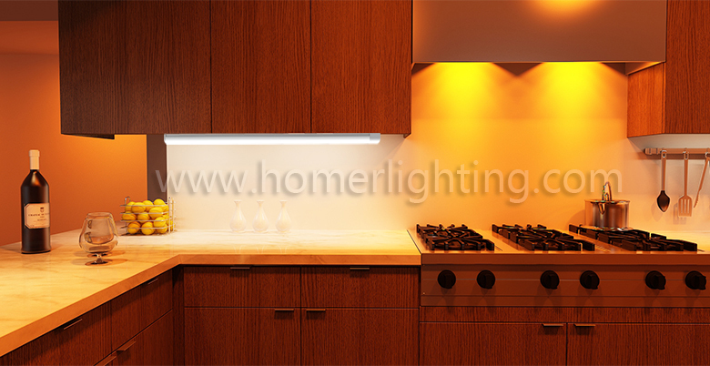 Touch Switch And Dimmable Led Under Cabinet Lighting