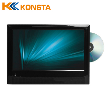 133 Inch Portable Dvd Player With Tv Tuner Led Tv Evd Player Pdvd