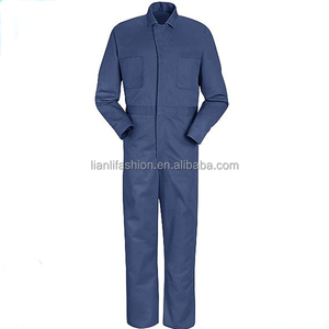 high quality wholesale fashion Europe market TC overall coverall uniform work clothing