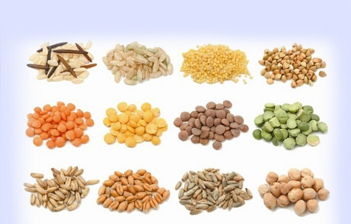 Grain wholesale, gift boxes of organic agricultural products