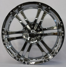 1875inch wonderful car alloy wheel full different color SIZE 5x114.3ET 48