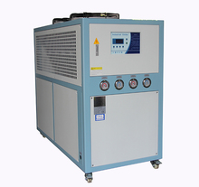 Água ar 10Kw 10HP industrial mini bobina <span class=keywords><strong>chiller</strong></span> <span class=keywords><strong>trane</strong></span>