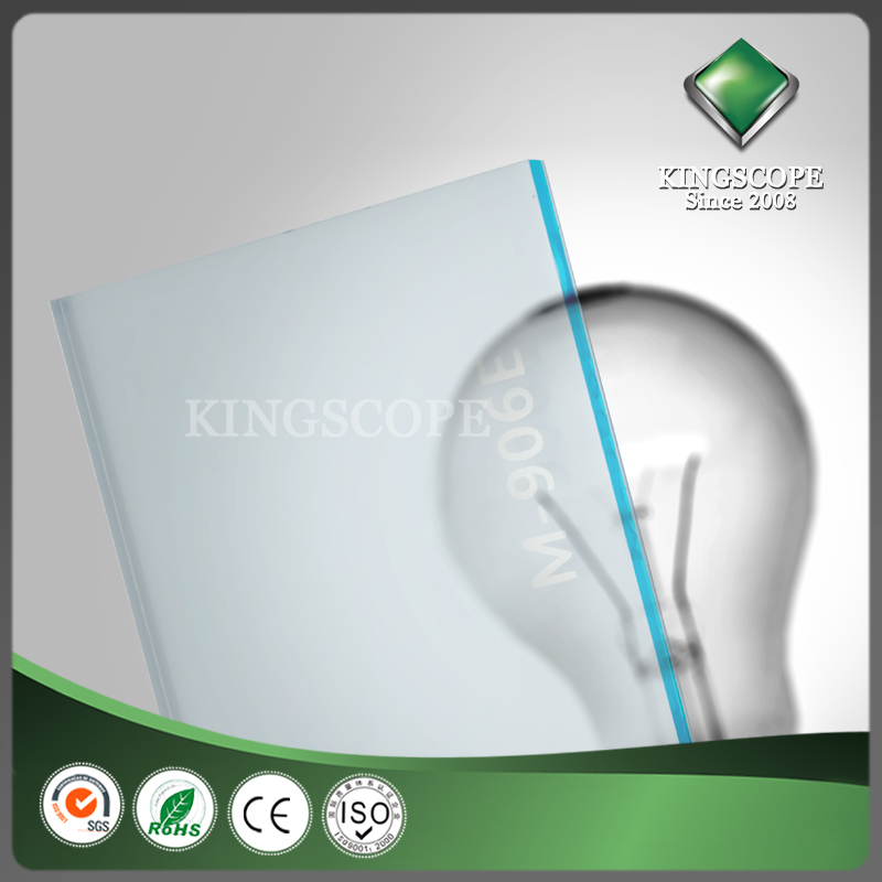 KINGSCOPE 20mm decorative pmma resin/pmma acrylic sheets wih pmma <strong>plastic</strong> raw <strong>materials</strong> price