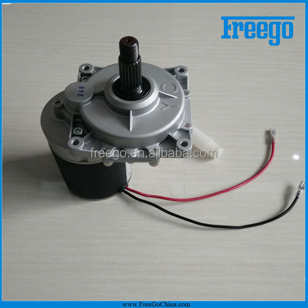 High Voltage Induction Motor Electric Motor For Scooter