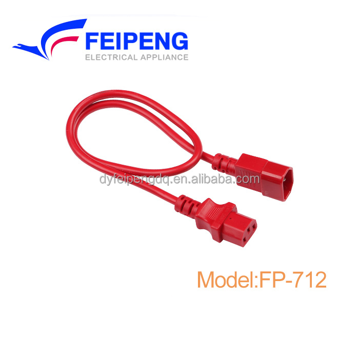 FP-712 European Electrical Extension Cord Powered By Battery