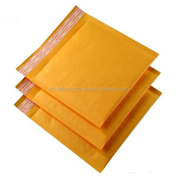 bubble mailers china standard envelope size custom printed padded