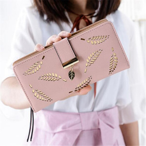 China Supplier Factory from Italy personality good quality leather wallet