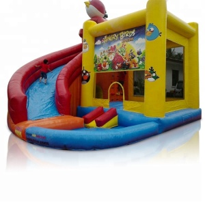 2018 new style Popular inflatable castle, inflatable jumping bouncy castle for sale