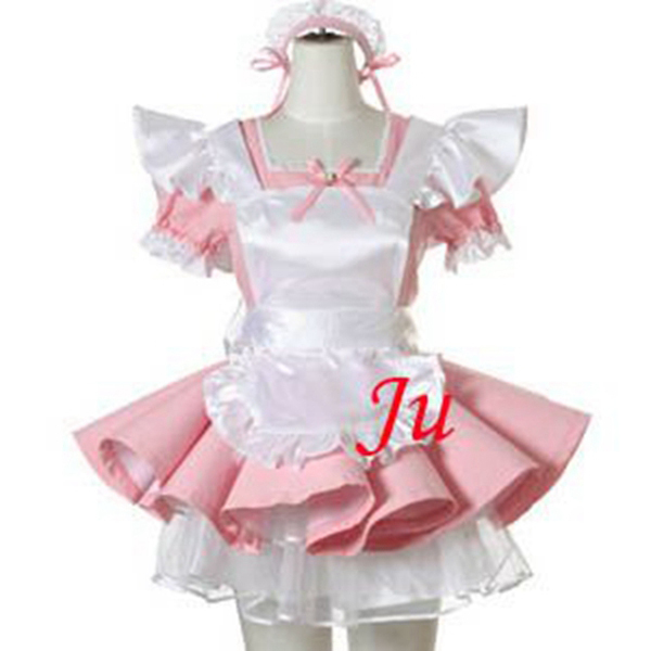 Get Quotations Free Shipping Y Sissy Maid Dress Uniform Cosplay Costume Tailor Made