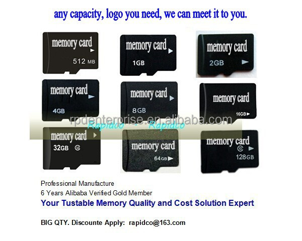 2017 Plant Promotion - NEW MICRO Memory SD Card 2gb 4gb 8gb 16gb 32gb with good quality and competitive Prices/retail blister