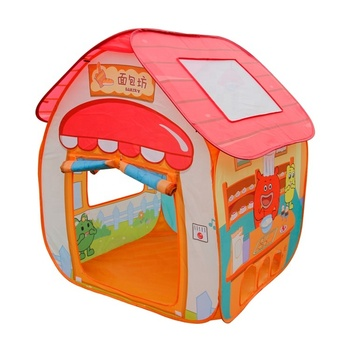 Children Portable Indoor Outdoor Play House Tent, Kids Pop up Tent for 1-3-6 Years Old Child