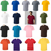 2016 high quality cheap OEM cotton GILDAN round neck softextile blank t shirt
