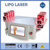 SUS Lipolaser Lipo Laser Slimming Machine No Side Effects Fat Reduction with CE