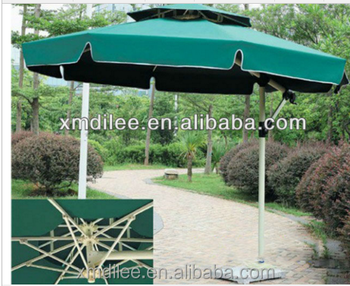 Superbe Metal Side Stand Patio Umbrella For Garden Using